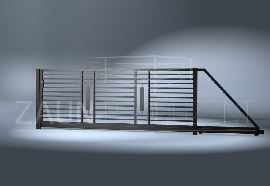 manam metallzaun hersteller torsysteme moderne z une. Black Bedroom Furniture Sets. Home Design Ideas