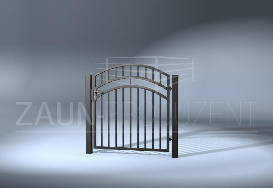 vanna metallzaun hersteller torsysteme moderne z une. Black Bedroom Furniture Sets. Home Design Ideas