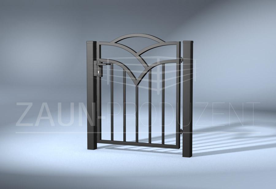 tahiti metallzaun hersteller torsysteme moderne z une. Black Bedroom Furniture Sets. Home Design Ideas